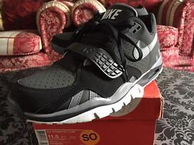 Nike Air Trainer Sc ii Low Antracite