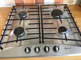 Neff gas hob ,good condition ,disconnected and ready to go .£70