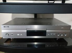 Yamaha Natural Sound DVD Audio/Video SA-CD player DVD-S2700, in great condition, high quality kit