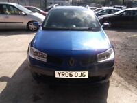 RENAULT MEGANE ESTATE 1.5 DCI 6 SPEED GEARBOX