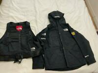 Supreme x The North Face RTG vest-detail jacket size Small. May Trade with Bearbricks