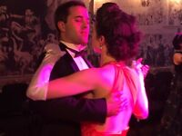 Strictly Ballroom Dance Class starting in Greenwich with Thomas Michael Voss