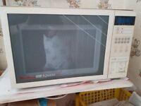 Moulinex microwave