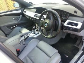 BMW 5 SERIES 530D M SPORT - 2 OWNERS