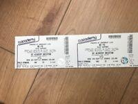 Ne-Yo O2 Academy Brixton, London 2 Concert Tickets Wednesday, 20 September 2017 19:00