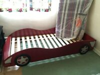 Children's bed (car)