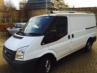 FORD TRANSIT 2.2 TDCI DURATORQ 300 SWB PANEL VAN 2010 1 OWNER MINT CONDITION READY FOR WORK