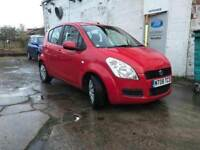 Suzuki Splash 1.2 GLS 5dr£2,765 p/x welcome FREE WARRANTY. NEW MOT