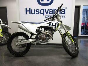 2018 Husqvarna FC 250