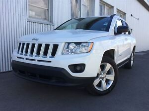 2013 Jeep Compass North, 4X4, BLUETOOTH, SATELLITE RADIO.