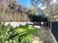 Ensuite double room in garden flat Notting Hill