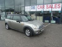 2008 57 MINI CLUBMAN 1.6 COOPER 5d 118 BHP **** GUARANTEED FINANCE **** PART EX WELCOME ***