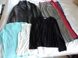 A Bundle of UK14/16 Ladies Clothes
