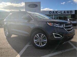 2017 Ford Edge Awd,Leather,Vista Roof,Nav+Ext Warranty Inc!!