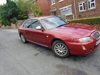 Rover 75. 2004. 1.8L. 12 months MOT.