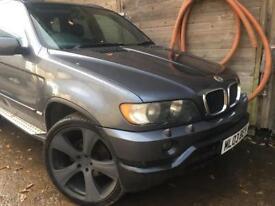 BMW X5 3 lt diesel m sport
