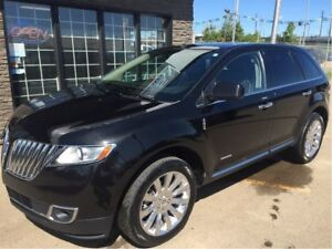 2011 Lincoln MKX LOADED AWD 91K NICE!