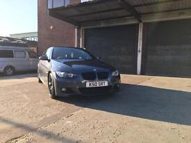 BMW 330d coupe m sport