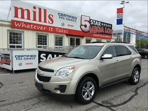 2014 Chevrolet Equinox LT FWD 2.4L Bluetooth Backup Cam Touchscr