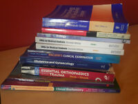 Medical Text Books - Ideal for Students.