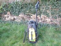 Lavorwash 130 bar pressure washer