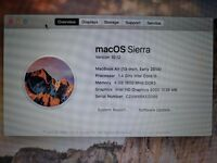 Macbook Air 13 inch, 2014, i5 1.4GHz, 4GB, 128G flash. Immaculate, with 107 cycles.