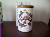 Portmeirion Storage Jars