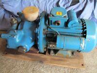 WARWICK HP Twin Diaphragm pump