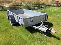 Ifor williams gd84 trailer 1400kg