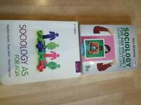 Sociology study books