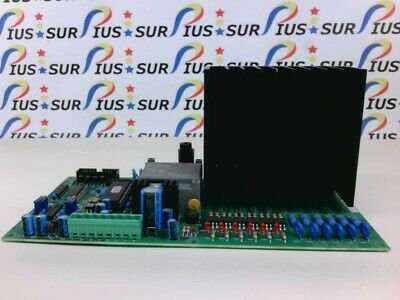 Ussp Dibipack 6084 Shrink Wrapper Main Motherboard Circuit Board Elcotec-gv77a