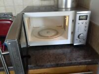 old but free microwave