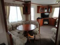 3 Bed Caravan For Rent, Towyn, North Wales