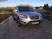 Hyundai Santa Fe 2012 7 seats