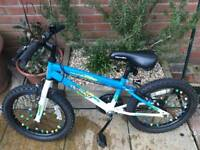 Boys 5-7 years mountain bike
