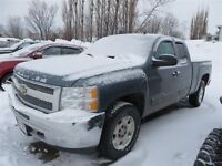 2013 Chevrolet Silverado 1500 LT, 57 KMs, Bluetooth!