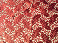 curtain or upholstry material