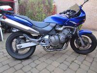 Honda CB600 S Hornet