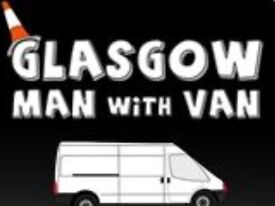GENUINE Westend Man and Van Glasgow over 5 years service