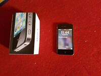 Black IPhone4. Buyer to collect