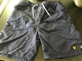 Lyle n Scott shorts
