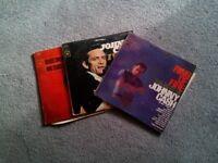 Vinyl albums selection