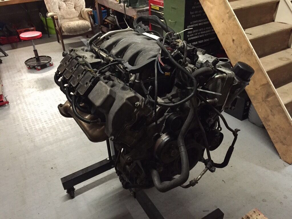 m113 amg engine for sale e55 w210 5 4 c43 in bexleyheath. Black Bedroom Furniture Sets. Home Design Ideas