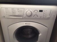 Hotpoint Aquarius + WDF740P Washer Dryer