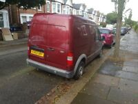 Ford transit mini van dor sale