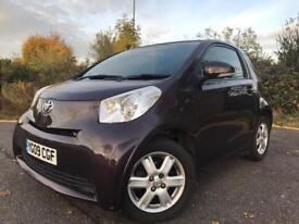 TOYOTA IQ 1 LITRE AUTOMATIC WITH FULL SERVICE HISTORY