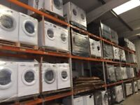 refurbished washing machines from £99 also new/exdisplayed appliances at low low prices