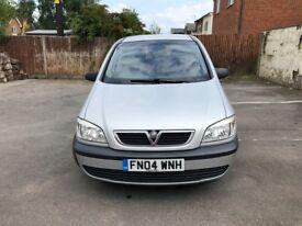 Vauxhall Zafira Life 1.6 SPARES OR REPAIR