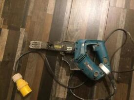 Makita drywall screwgun 110 v