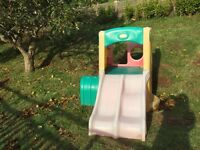 """Little Tikes """"Climb & Slide"""" in good used condition, hours of fun but mine have outgrow now.."""